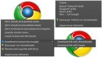 Integra tus gestores de descargas favoritos en Chrome