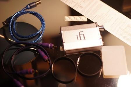 Accesorios incluidos con el iFi nano
