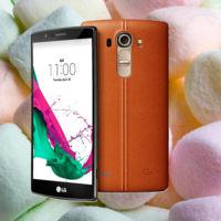 LG anuncia que la semana que viene empezará a actualizar sus G4 a Android 6.0 Marshmallow