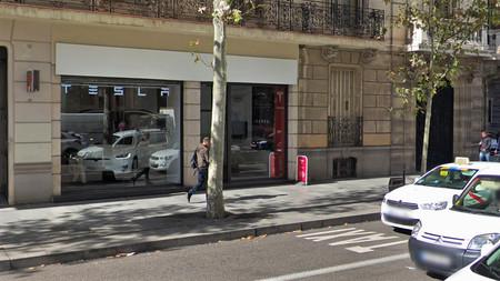 Tesla Store Madrid Serrano