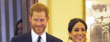 ¿Es un vestido? ¿es un blazer? Es ambas cosas y Meghan Markle está divina con él