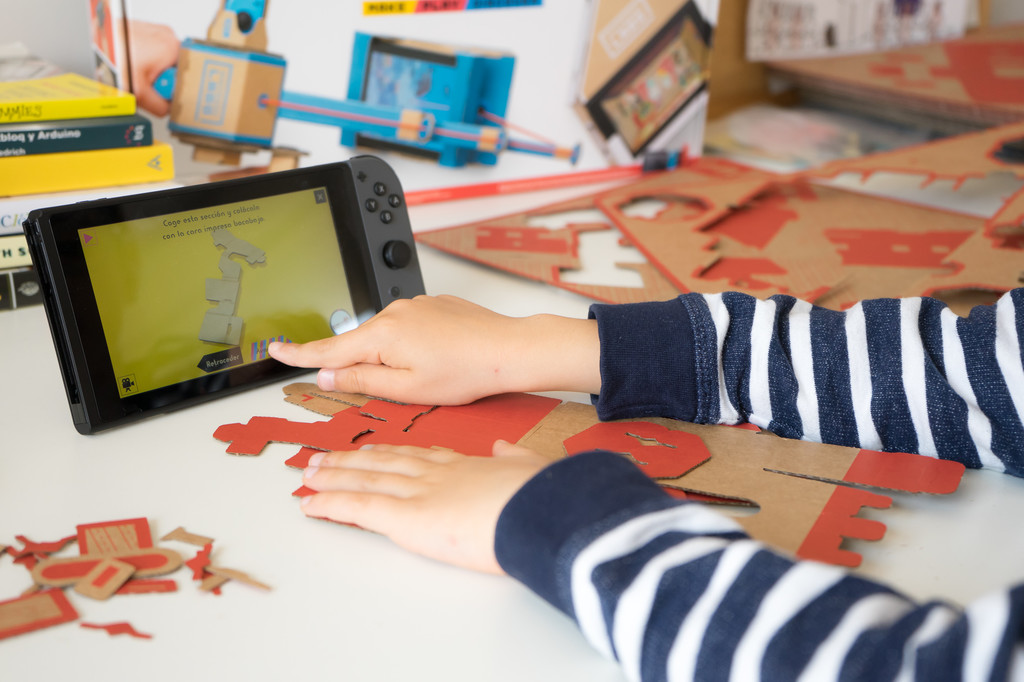 Nintendo Labo Review Xataka 11 De 8
