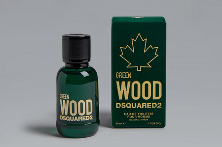 Green Wood De Dsquared2 Es La Explosiva Y Seductora Fragancia Definitiva Del Verano