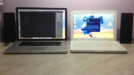 MacBook Pro and MacBook, primeras generaciones
