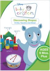 Lo nuevo de baby einstein, Discovering Shapes