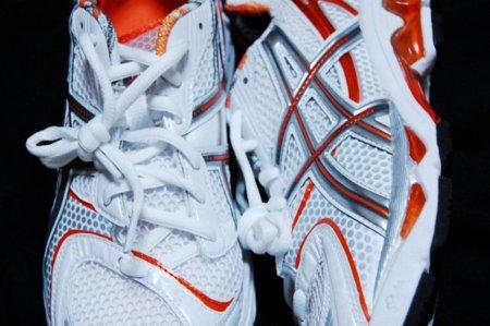 Medio número más en la talla de nuestras zapatillas de correr