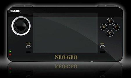 El Neo-Geo portátil llegará este año