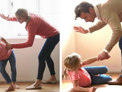 Por qué debemos educar a nuestros hijos para que no peguen a sus hijos
