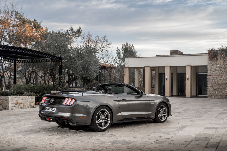 Foto de Ford Mustang 2018, toma de contacto (63/159)