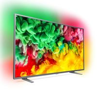 Smart TV de 65 pulgadas Philips 65PUS6703/12, con Ambilight 3 lados y resolución 4K, por 594 euros