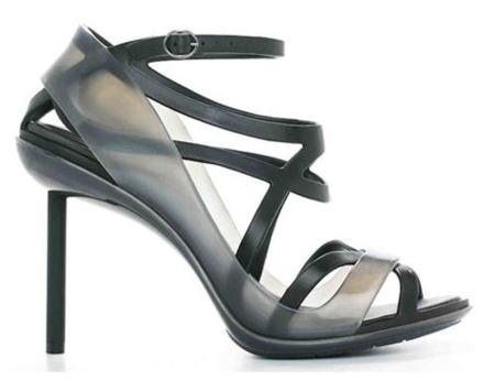 Zapatos Melissa con diseño de Jean Paul Gaultier