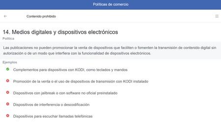 Facebook Kodi