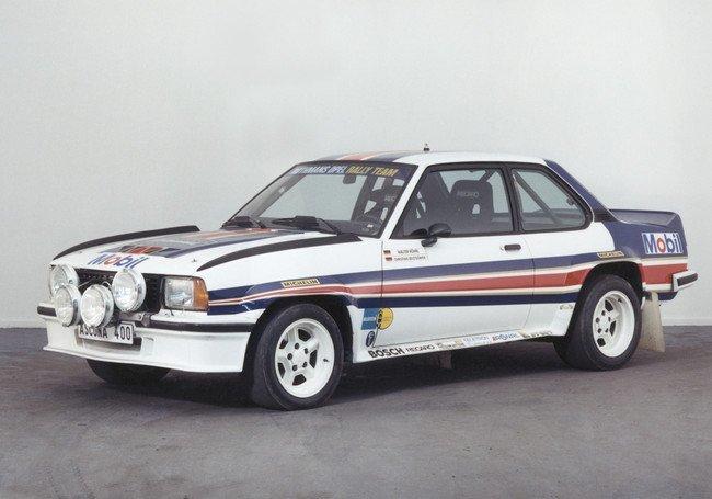Opel Ascona WRC (1982)