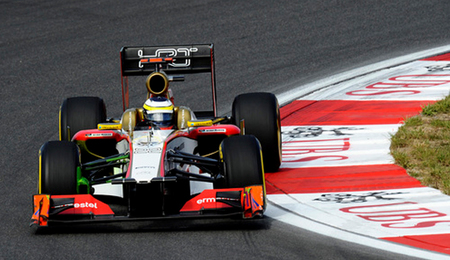HRT sufre en la peor sesión clasificatoria desde Australia