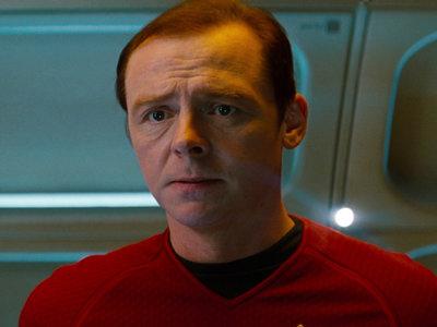 """""""Hicieron que pareciera una película estúpida de acción"""". Simon Pegg cree que el marketing perjudicó a 'Star Trek: Más allá'"""