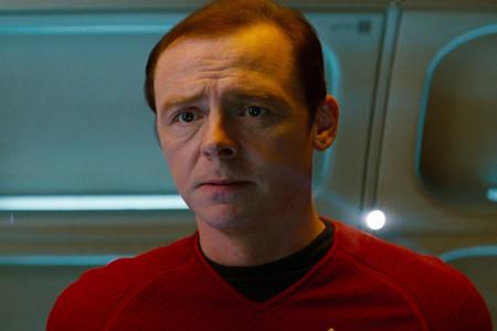 """""""Hicieron que pareciera una estúpida película de acción"""". Simon Pegg que 'Star Trek más allá' fue perjudicada por el marketing"""