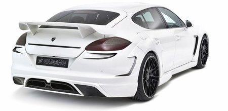 Hamman presenta un Porsche Panamera muy musculado