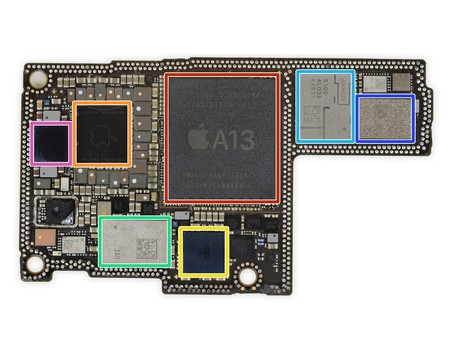 procesador hardware