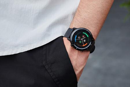 TicWatch GTX Fitness a precio mínimo histórico en Amazon: un smartwatch chollo con una semana de batería a menos de 30 euros