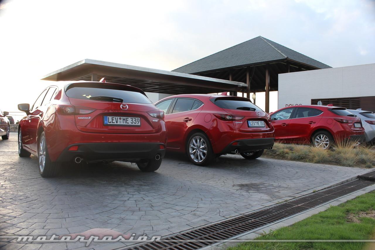 Foto de Mazda3 2013, presentación y prueba (7/61)
