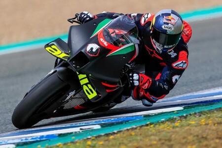 """A Andrea Dovizioso le gustó la Aprilia de MotoGP y hará otro test en Mugello: """"Después hablaremos de algún wild card"""""""