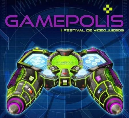 Festival Gamepolis 2014, este fin de semana Málaga se escribe con G
