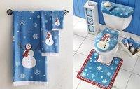 Prepara tu baño para la Navidad