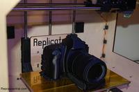 Hazte tu propia Canon EOS 5D Mark II... con una impresora 3D