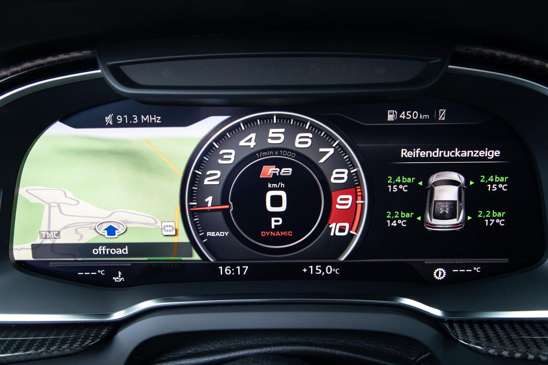 Foto de Audi R8 2019, toma de contacto (162/188)