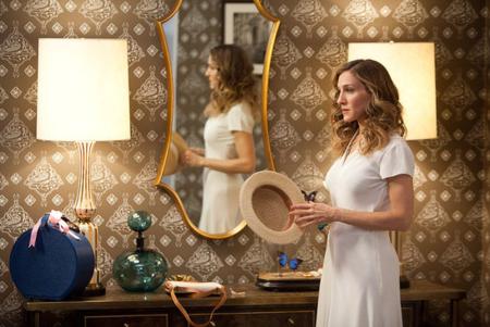 """El nuevo vestidor  """"sin lujos"""" de Carrie"""