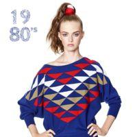 ¿Puede un jersey animarte el día? Sí, si es tan colorido como los de Benetton