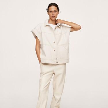 Mango nos invita a crear un uniforme full denim con su nueva colección de venta exclusiva online