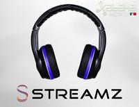 Streamz, los primeros audífonos inteligentes