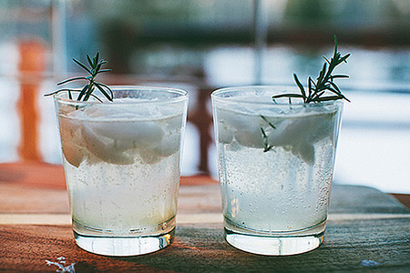Gin Tonic invierno - 2