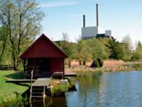 Red GSM para las centrales nucleares suecas
