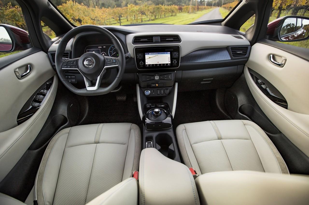 Nuevo Nissan LEAF 2019 en México