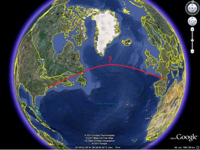 ¿Cómo calcular la distancia entre dos puntos geográficos en C#? (Fórmula de Haversine)