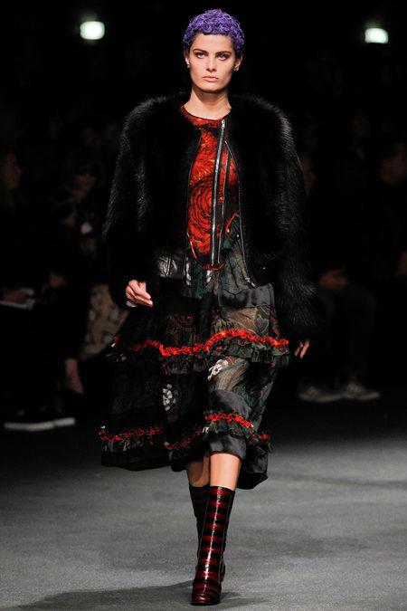 Givenchy Otoño-Invierno 2013/2014
