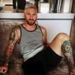 Leo Messi y otros futbolistas a los que les dio por teñirse de rubio