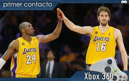 'NBA Live 09': Primer contacto