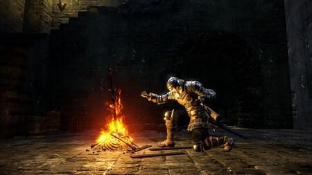 Cómo farmear almas y humanidad en Dark Souls Remastered sin control