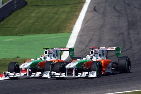 Monza tendrá dos zonas de detección y de activación diferenciadas