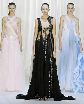 Rodarte en la Semana de la Moda de Nueva York Primavera/Verano 2008
