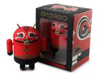 Dead Zebra pone a la venta la figura Android Mini edición especial del Año del Caballo