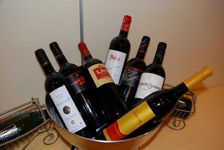 La frialdad de la cata del vino