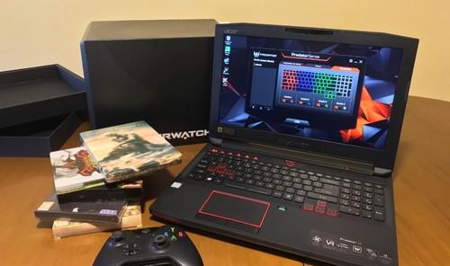 Hemos probado el Acer Predator 15 G9-593 durante un mes y esta ha sido nuestra experiencia