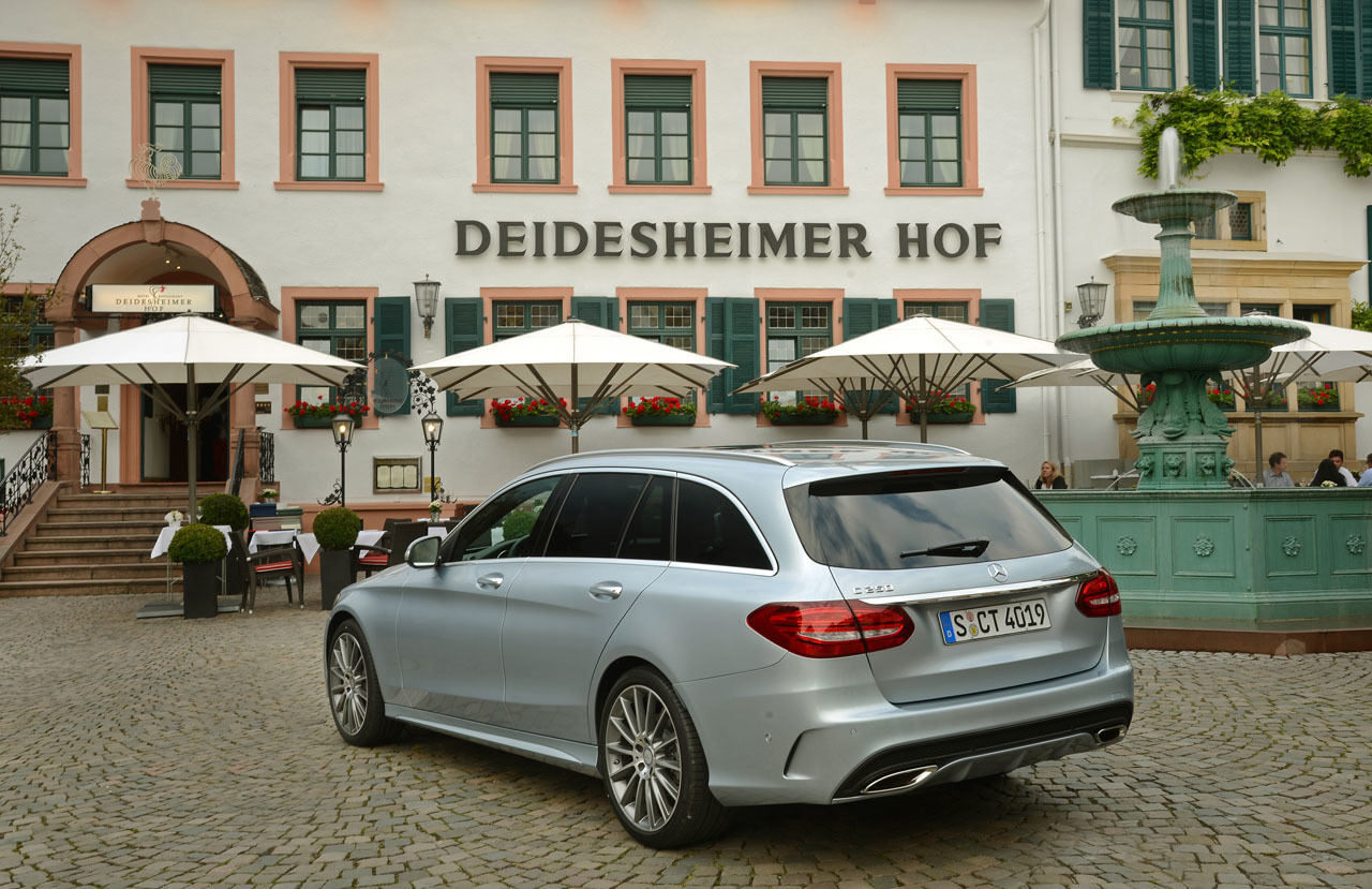 Mercedes benz clase c estate 2014 2 60 for Mercedes benz clase c
