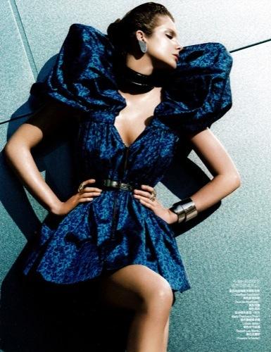 Vogue China, cuando moda y ciencia se juntan II