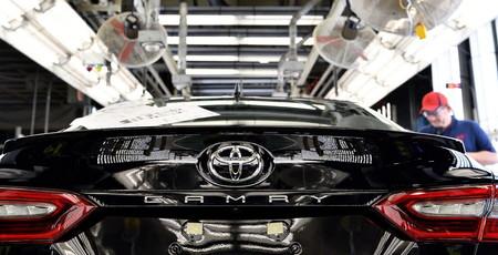 Toyota comenzó la producción del Camry 2018