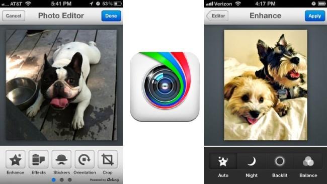 Aviary lanza su propia aplicación para iOS y Android